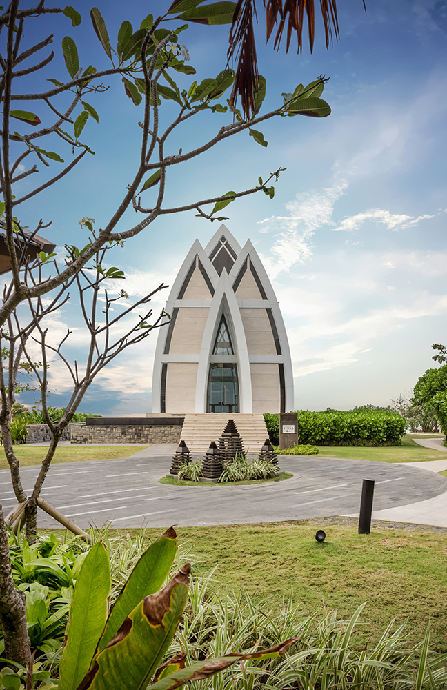 Hotel Architecture and Design   The Ritz-Carlton Bali   WATG