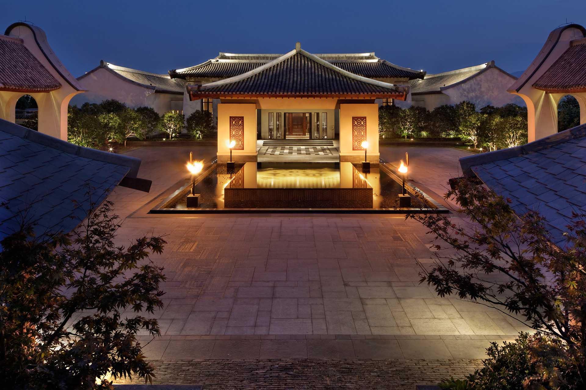 Spa Design Park Hyatt Ningbo Resort And Spa Watg