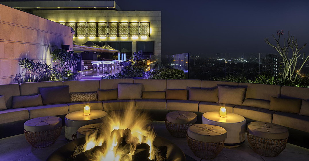 Hotel Architecture The Ritz Carlton Bangalore Watg