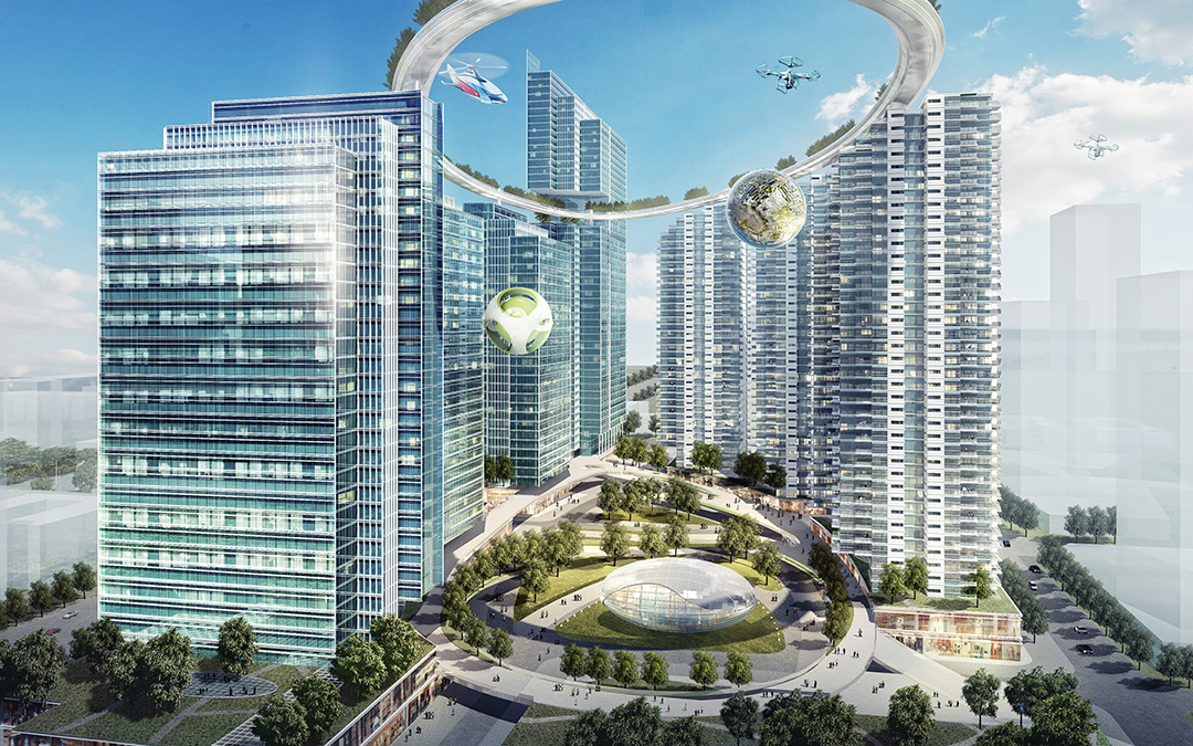 3690b9c4ccba1 ... urban landscape architecture. The visionary design result is the fusion  of the firm s renowned expertise for experiential design with the ...