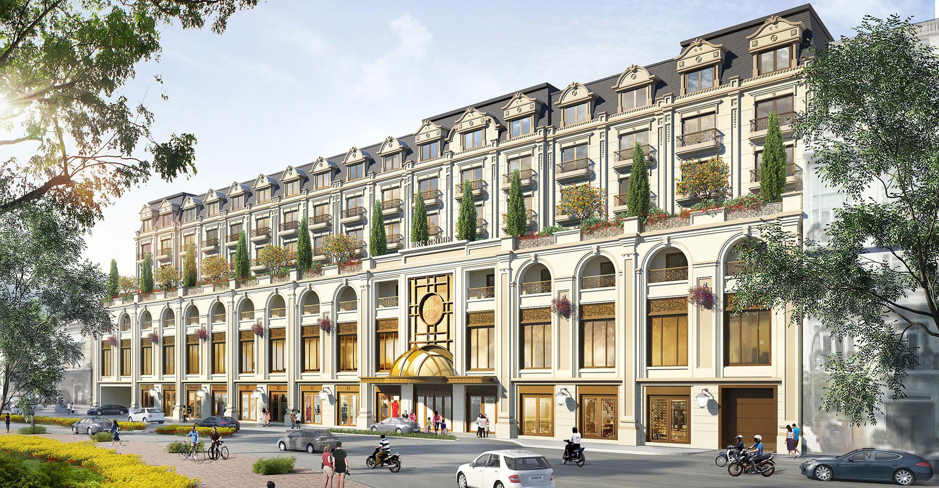 Grand Hotel Hanoi