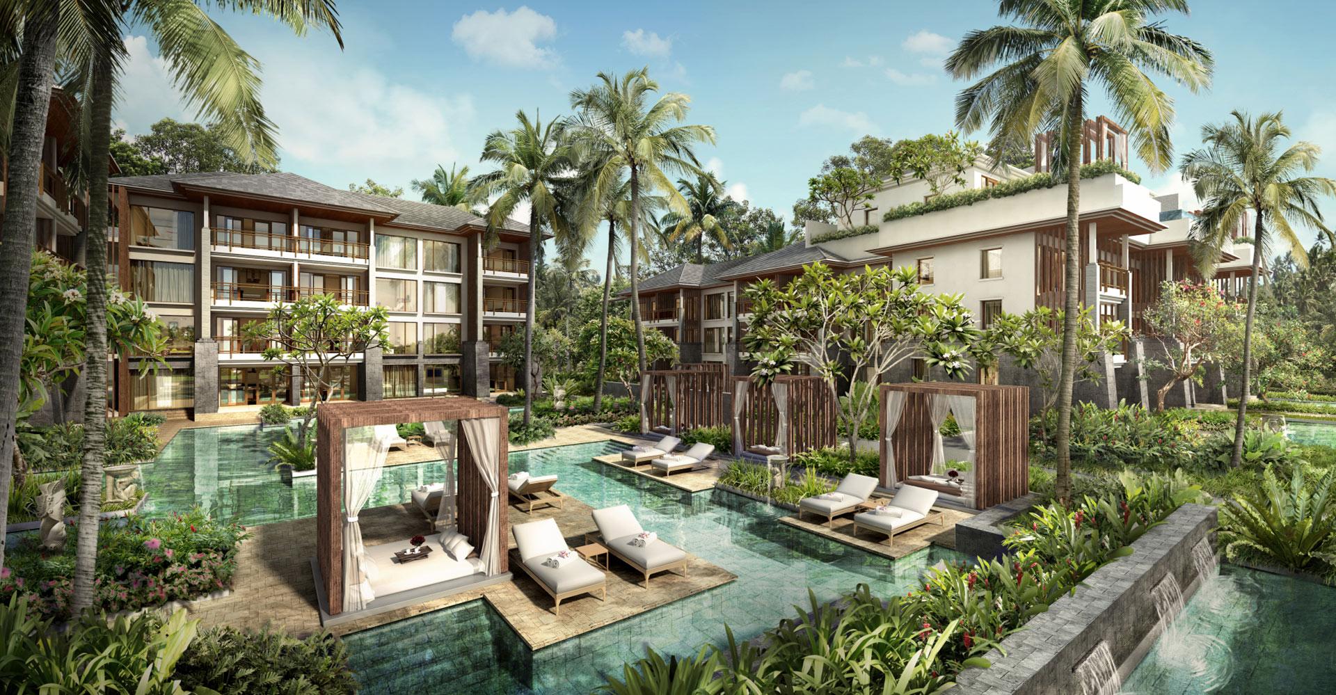 Bali Villas On The Sea Resort