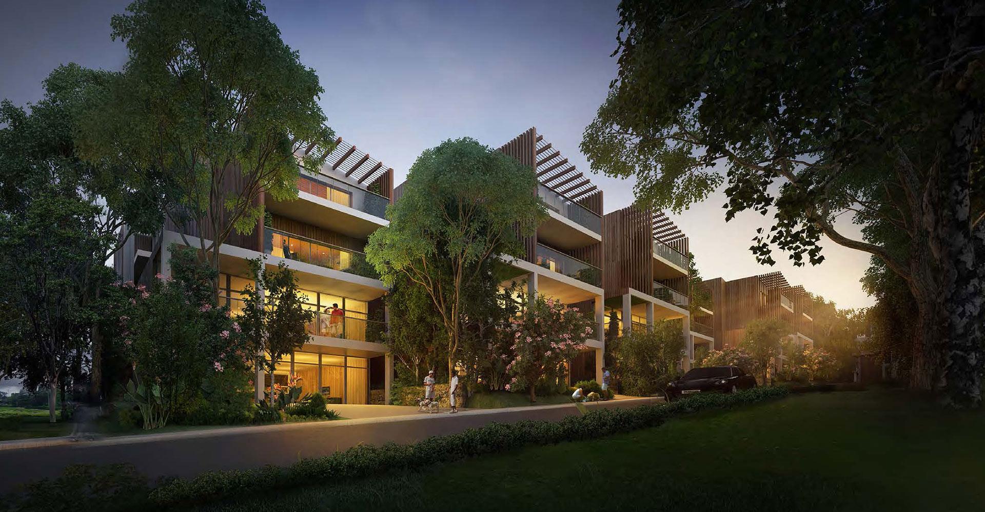 KLGCC Urban Resort Golf - Iskandar Malaysia WATG 2