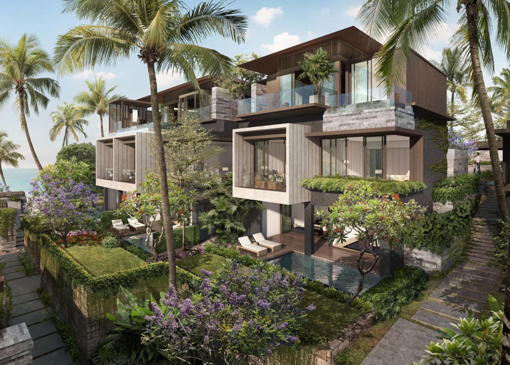 Rosewood Tanah Lot - Bali Indonesia WATG Beach Tall