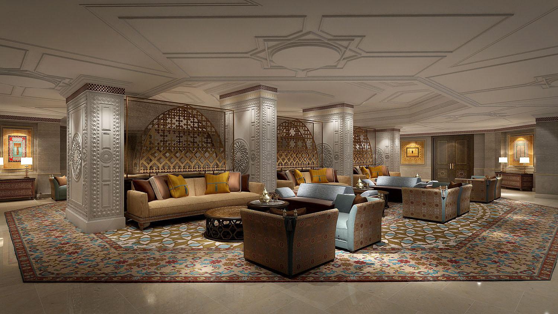 AL BUSTAN RUWI ROOM - WATG Ritz-Carlton